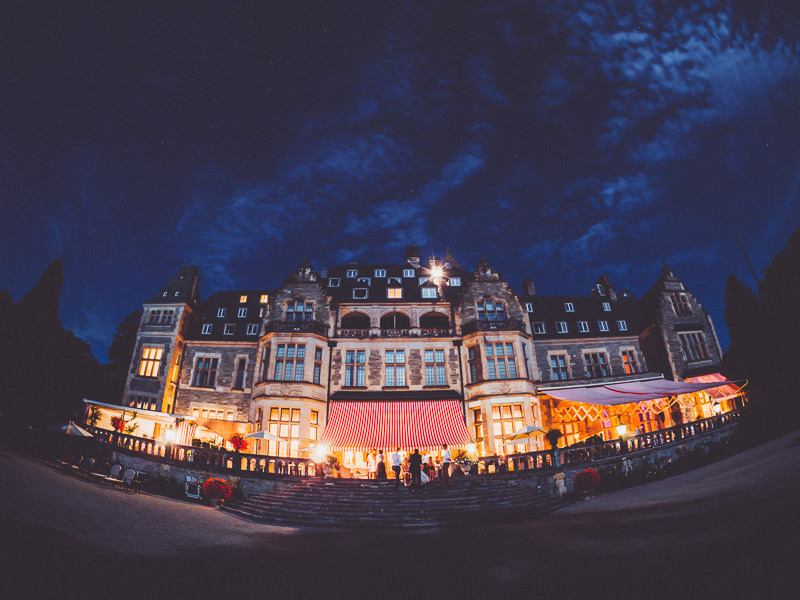 Wedding at Schlosshotel Kronberg near Frankfurt