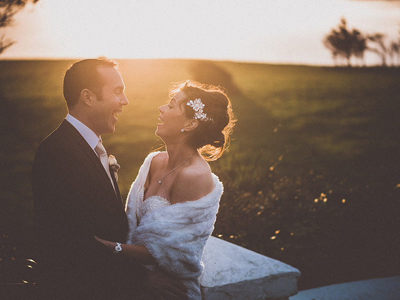 Wedding Photography 2016 - Irish couple in great light