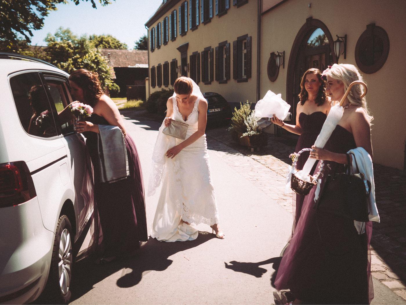 Hochzeit Auf Dem Grenzhof In Heidelberg