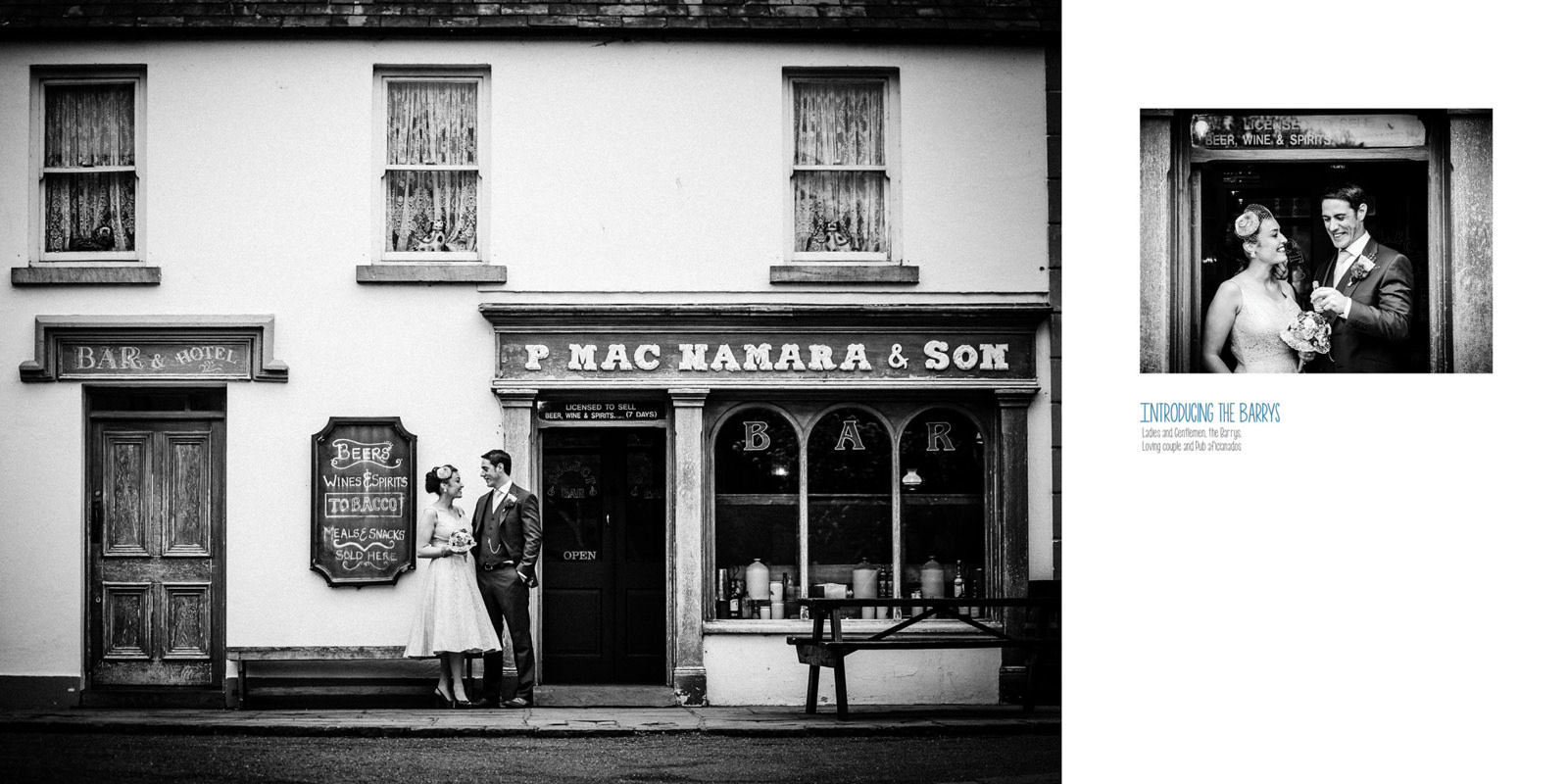 Caitriona & Paudie | A full Irish Wedding - Eine Hochzeit in Irland