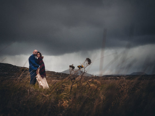 Wedding photography, Elopements and After-Wedding-Sessions in Ireland